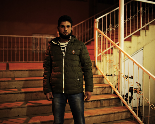 """When I joined the Free Syrian Army at the beginning of the revolution, we were 40 in my brigade. 38 died, the 39th is now in a wheelchair. I could spend the night listing the men who died beside me and I would not have finished by morning. I am 19 years old, i will go back to fight tomorrow."""
