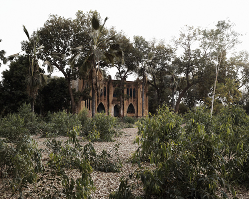 Manoir colonial, Ségou.
