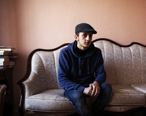 """""""I am 22 years old, I studied medicine. I participated in demonstrations, I was beaten and imprisoned, I fought for the Free Syrian Army. The Islamic State of Iraq and the Levant wanted to recruit me to spy on my own village... I want to study social sciences abroad. I have no passport, I am going to travel illegally..."""""""