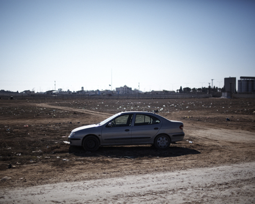 """""""They ruined Syria, now they are ruining Turkey.""""An old man, in a street of Akçakale, a border city, face to face with Tell Abyad, held by the Islamic State of Iraq and the Levant."""